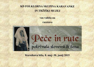 2015 Peče in rute pokrivala slovenskih žena varianta 2 vabilo 3a