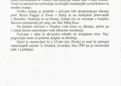 Dolinar Andrej 1994 Umetnikove podobe vabilo 3a