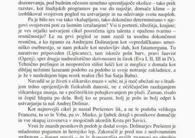 Dolinar Andrej 1994 Umetnikove podobe vabilo 3c